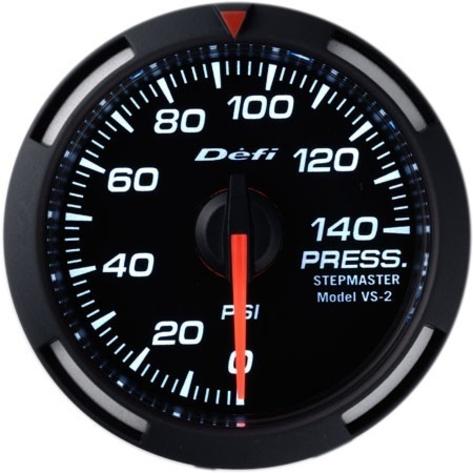 Defi 52mm Racer Series Gauges (Water or Oil Temperature) - Universal
