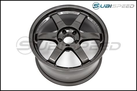 Volk TE37SL Diamond Black 18x9.5 +40