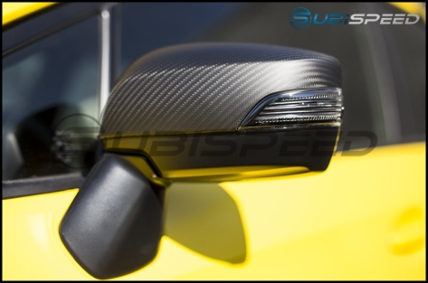 Subaru OEM Turn Signal Mirror Kit - 2015-2020 Subaru WRX & STI / 2015-2017 Crosstrek