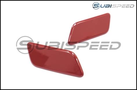 Subaru OEM JDM Bumper Washer Covers - 2015+ WRX / 2015+ STI