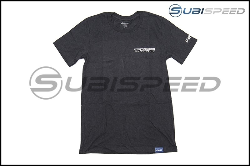 Volk Racing 37 Charcoal T-Shirt