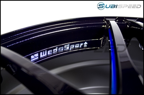 WedsSport SA-60M BBM 18x8 +35 FF Face - 2015+ WRX / 2015+ STI