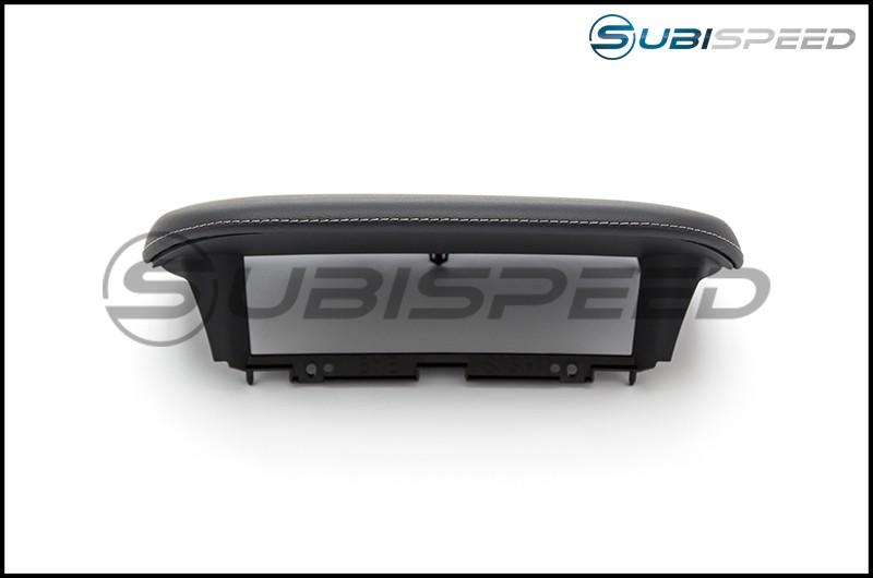 Subaru OEM S207 JDM Console Hood with Silver Stitching
