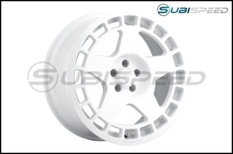 fifteen52 Turbomac 18x8.5 +48 Rally White - 2015+ WRX / 2015+ STI