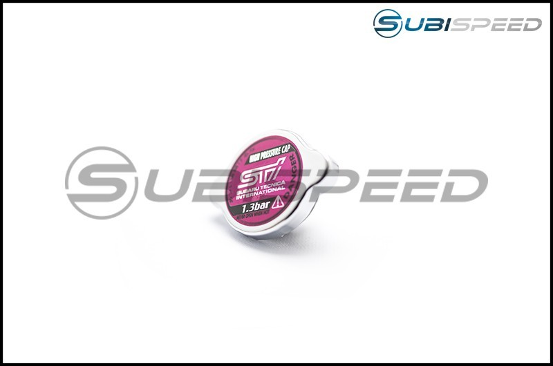 STI 1.3 Bar Radiator Cap