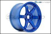 Volk TE37 SL Hyper Blue 18x9.5 +40 - 2013-2020 FRS / BRZ / 86
