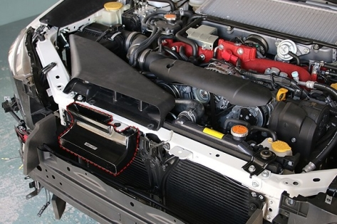 ChargeSpeed Air Intake Duct (FRP)