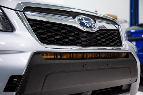 Diode Dynamics SS30 Amber Driving LED Light Bar Stage Series - 2016-2018 Forester