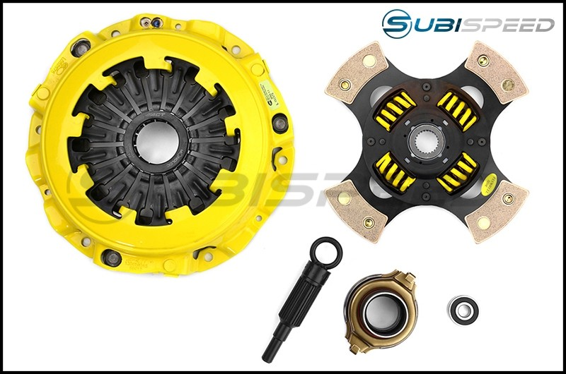 ACT HD-M/Race Sprung 4 Pad Clutch Kit