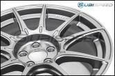 SSR GTX01 Dark Silver 17x9.0 +38mm - 2013+ FR-S / BRZ / 86 / 2014+ Forester