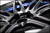 WedsSport SA-77R 18x9.5 +38 BLC - 2015+ WRX / 2015+ STI