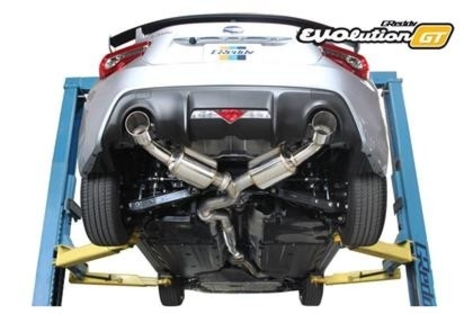 Greddy Evolution GT Exhaust - 2017+ BRZ / 86