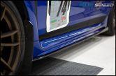 OLM VA Style Carbon Fiber Side Skirts - 2015+ WRX / 2015+ STI
