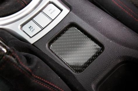 OLM Carbon Fiber Interior Dress Up Kit (17pc) Limited - 2013+ BRZ