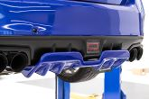 OLM A1 Style Paint Matched Rear Diffuser - 2015-2020 Subaru WRX & STI