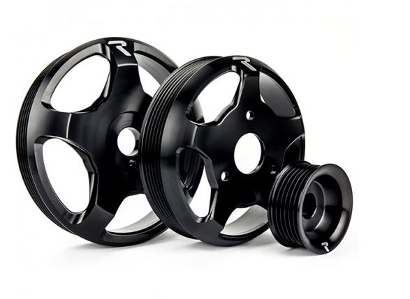 Raceseng S1 3pc Lightweight Pulley Kit