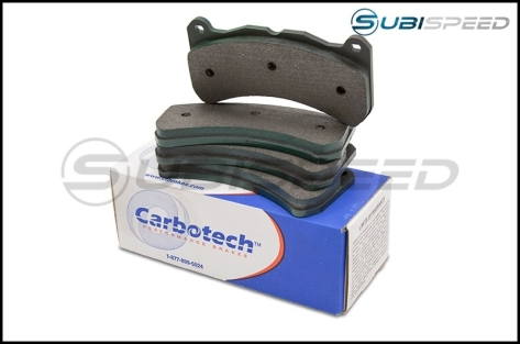 Carbotech RP2 Brake Pads - 2018+ STI