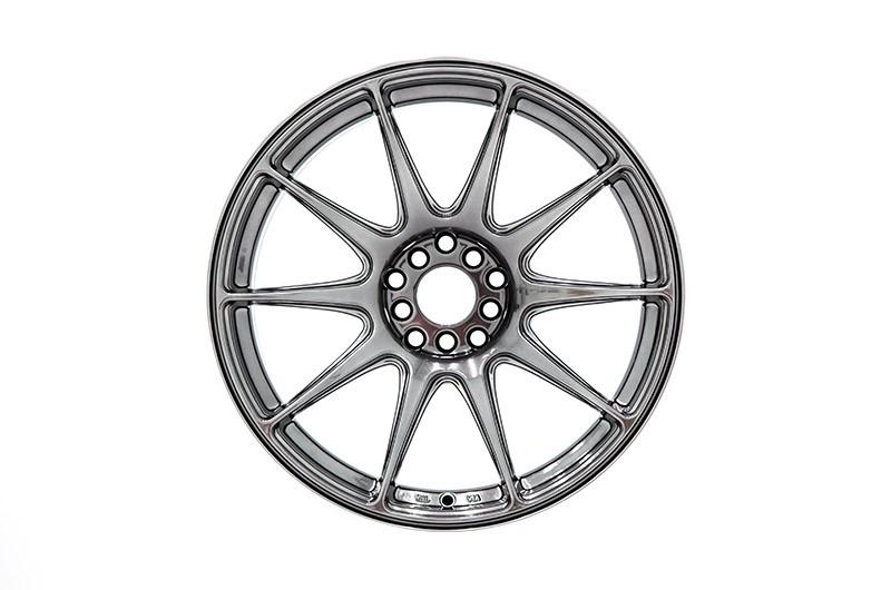 XXR 527 Wheels 18x8.75 +35mm (Chromium Black) - 2015+ WRX / 2015+ STI / 2013+ FR-S / BRZ / 86 / 2014+ Forester