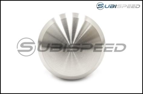 Raceseng Rondure Engraveless Brushed Shift Knob - 2015+ WRX / STI / 2013+ FR-S / BRZ / 86