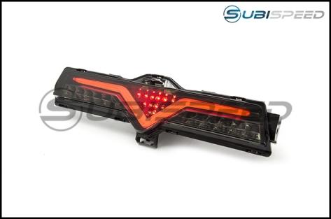 OLM VL Style 4th Brake Light / Reverse Light (Black Gold Edition) - 2013+ FR-S / BRZ