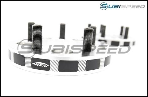 Project Kics 5x100 Wide Tread Wheel Spacers - 2013+ FR-S / BRZ / 86