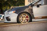COBB Tuning Titan7 T-D6 COBB Edition 18x9.5 +40 Cyber Gold Wheels - 2015-2021 Subaru WRX & STI
