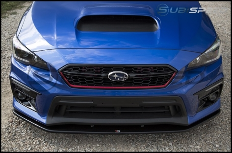 S208 Style Grille Pinstripe