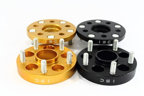 ISC 5x100 to 5x114 Wheel Adapter (15mm / 25mm)