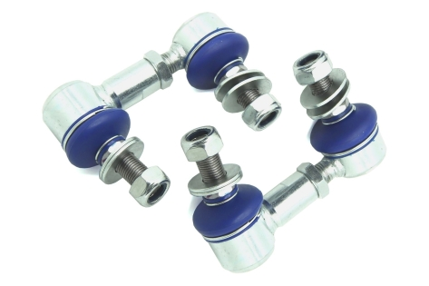 Super Pro Adjustable End Link 75mm-85mm (10mm Ball End)