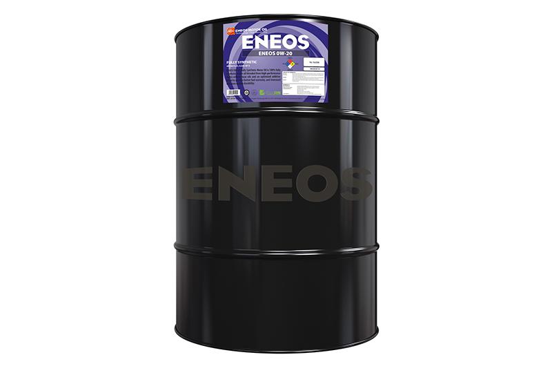ENEOS 0W20 dexos1 FULL SYN API SN, ILSAC GF-5 55 Gal