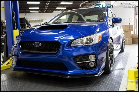 HT Autos Front Lip - 2015+ WRX / 2015+ STI