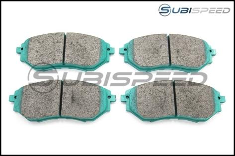 Project Mu HC+ Front Brake Pads - 2005+ Legacy