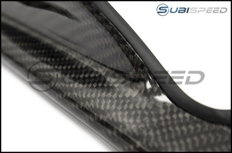 Carbon Reproductions STI Style Carbon Fiber Side Skirts