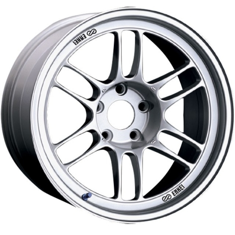 Enkei RPF1 Wheels 18x8 +35mm (Silver) - 2013+ FR-S / BRZ / 86