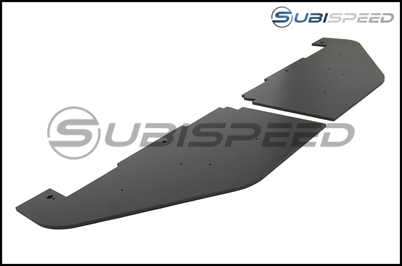 Verus Two Piece Front Splitter
