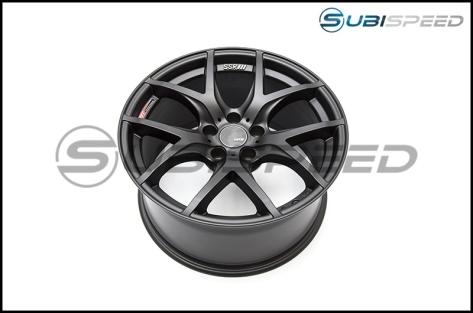 SSR GTV03 Flat Black 18x9.5 +45mm - 2015+ WRX / 2015+ STI