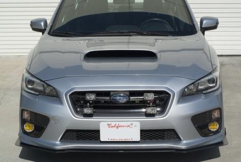 Rally Innovations Full Aluminum Body Kit - 2015+ WRX / 2015+ STI