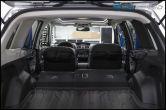 Subaru JDM tS Black C Pillars - 2014+ Forester