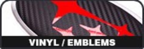 Vinyl / Emblems