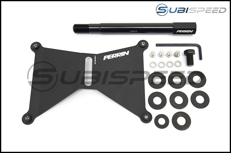 Perrin Front License Plate Relocation Kit