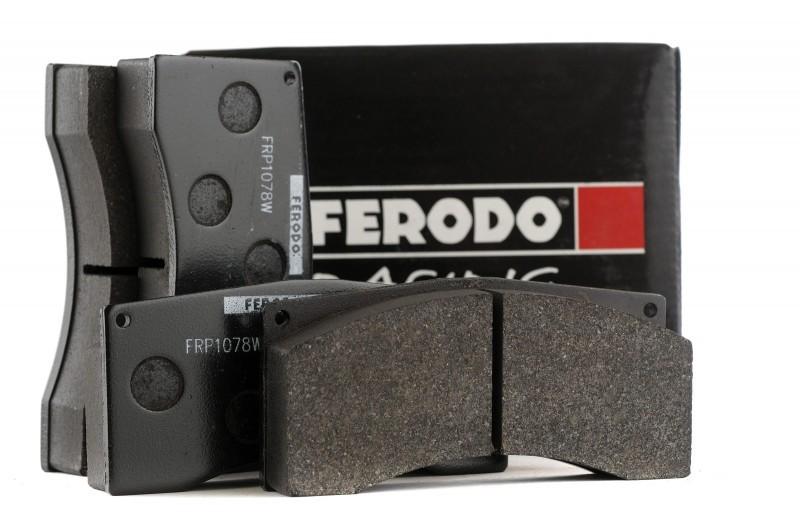 Ferodo DS2500 Front and Rear Brake Pads - 15-17 STI - 2015-2017 STI