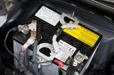 STI JDM Battery Tie Down Silver - 2015-2020 WRX & STI / 2013-2020 FR-S / BRZ / 86 / 2014+ Forester