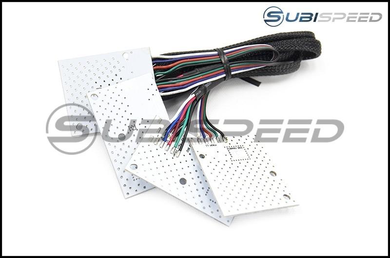 Diode Dynamics Multicolor LED Board W/ RGB/RGBW Controller