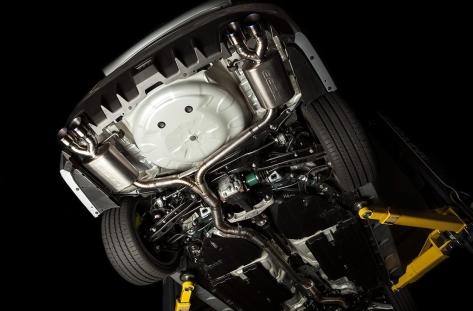 Cobb Tuning Titanium Cat Back Exhaust System