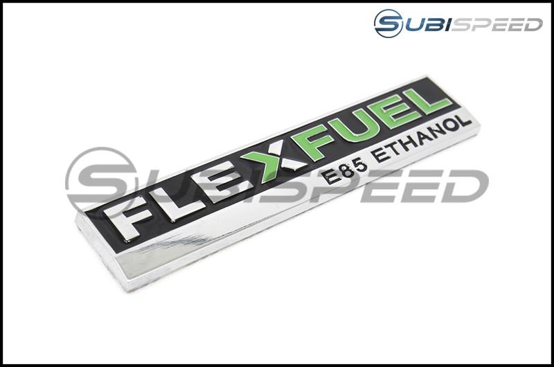 Flex Fuel E85 Emblem