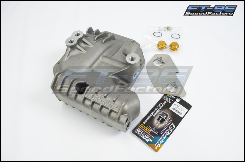 Greddy High Capacity Rear Differential Cover
