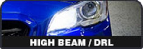 High Beams / DRLs