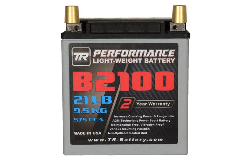 Tomioka Race TR-B2100 Lightweight Battery