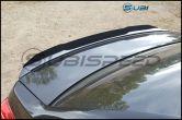SubiSpeed VA Gurney Flap for OEM Short Spoiler - 2015-2021 Subaru WRX & STI