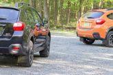 Rally Armor Mud Flaps - 13-17 Crosstrek - 2013-2017 Crosstrek